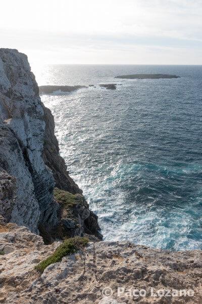 Menorca: Cap de Cavallería