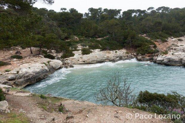 Menorca: Cala Mitjaneta