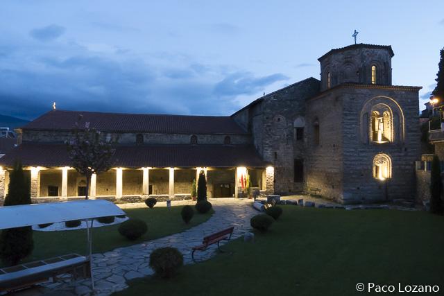 Ohrid: Santa Sofía
