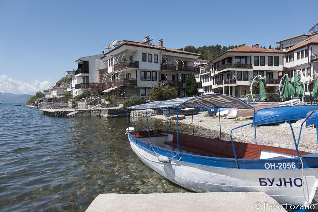 Ohrid y el lago