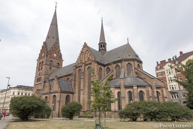 Malmö: Sankt Petri kyrka