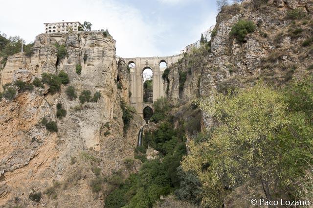 Fotos de Ronda: el Puente Nuevo