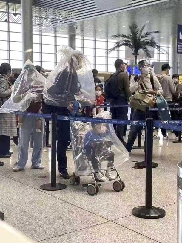 Shanghai en los tiempos del coronavirus