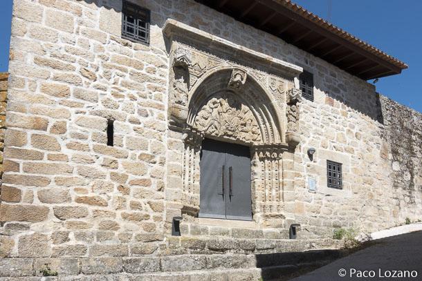 El Hospital de Peregrinos - castelo de Monterrei