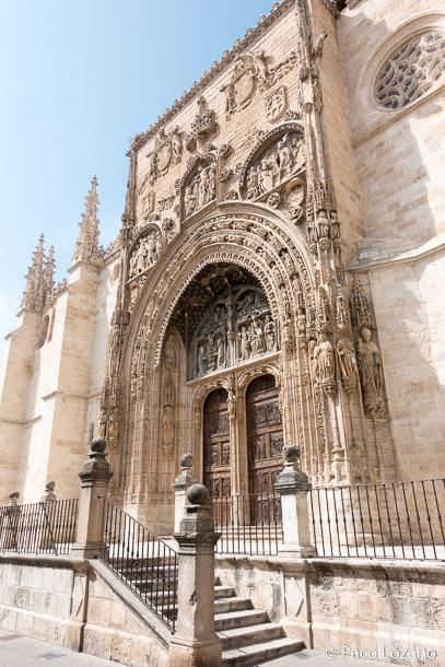 Aranda de Duero: Santa María la Real